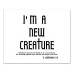 New Creature Small Poster
