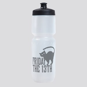 Friday the 13th Sports Bottle
