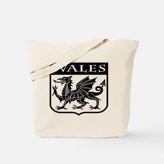 Wales Tote Bag