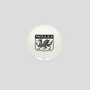 Wales Mini Button