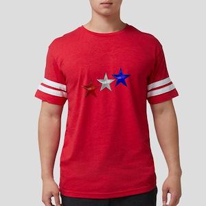 Three Shiny Stars T-Shirt