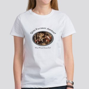 What Would Aeneas Do? Women's T-Shirt
