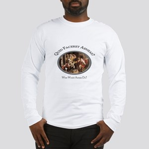 What Would Aeneas Do? Long Sleeve T-Shirt