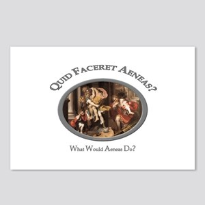 What Would Aeneas Do? Postcards (Package of 8)