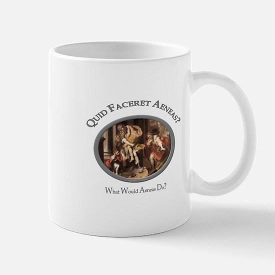 What Would Aeneas Do? Mug