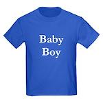Baby Boy Kids Dark T-Shirt