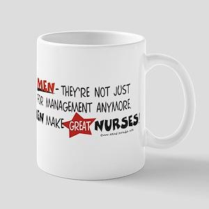 Males Nurses are Great Mug