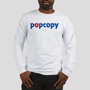 popcopy2 Long Sleeve T-Shirt