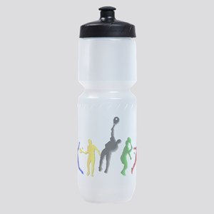 Tennis Players Sports Bottle
