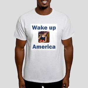 Wake Up America Light T-Shirt