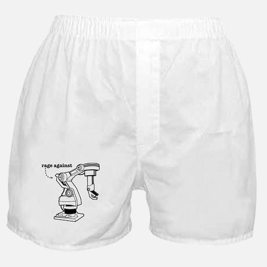 Rage Against Boxer Shorts