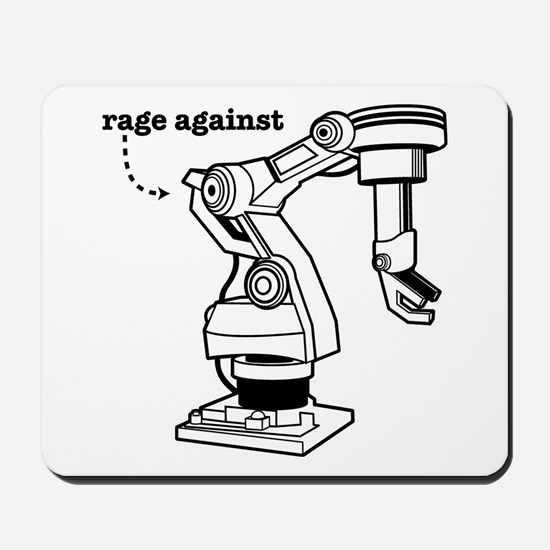 Rage Against Mousepad