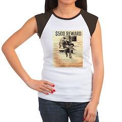 Clyde Barrow Women's Cap Sleeve T-Shirt