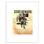 Clyde Barrow Small Poster