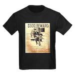 Clyde Barrow Kids Dark T-Shirt