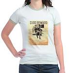 Clyde Barrow Jr. Ringer T-Shirt