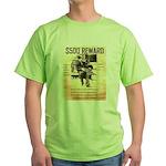 Clyde Barrow Green T-Shirt