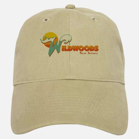 Wilwood NJ Baseball Baseball Cap