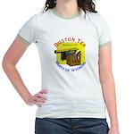 Wyoming Jr. Ringer T-Shirt