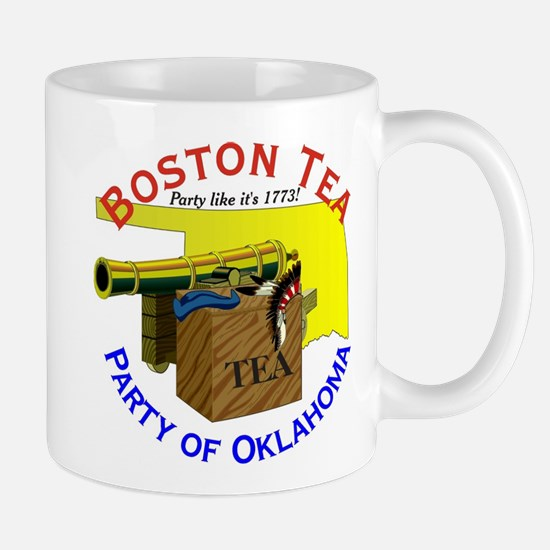 Oklahoma is OK Mug
