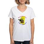 Mississippi Women's V-Neck T-Shirt