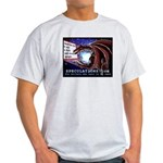 Ash Grey Speculations T-Shirt