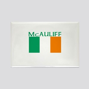 McAuliff Rectangle Magnet