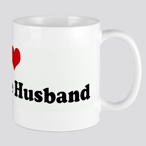 I Love My Future Husband Mug
