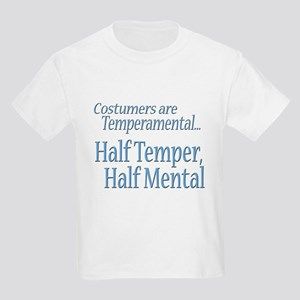 Temperamental Costumer Kids Light T-Shirt