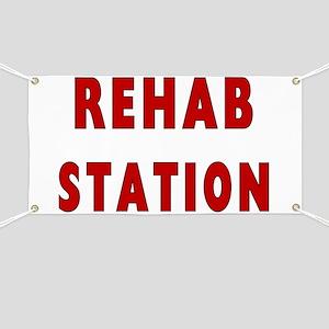 Fire Rehab Station Banner