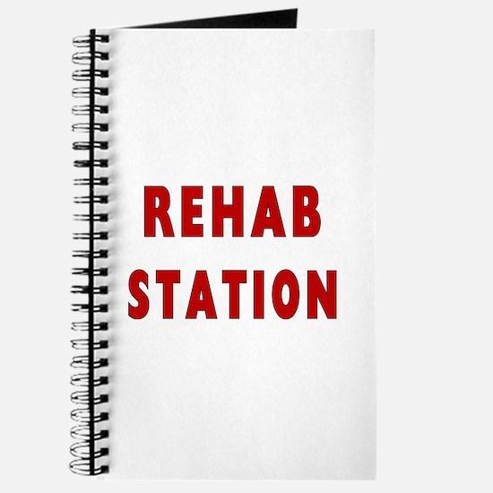 Fire Rehab Station Journal