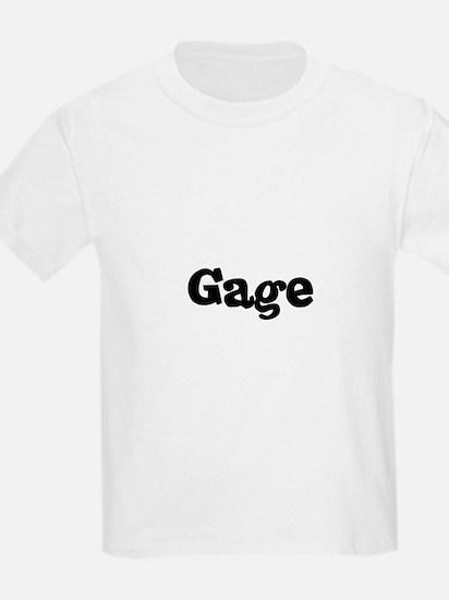Gage Kids T-Shirt