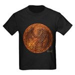 Lunus Mural Kids Dark T-Shirt