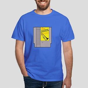 Super Trombone Adventures Dark T-Shirt