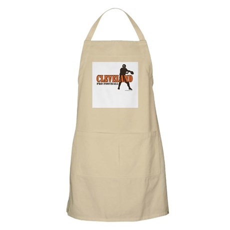 Cleveland Football BBQ Apron
