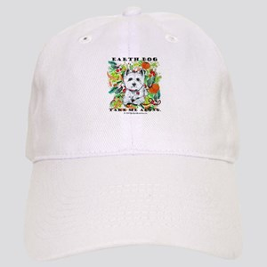Earth Dog Westhighland Terrier Cap