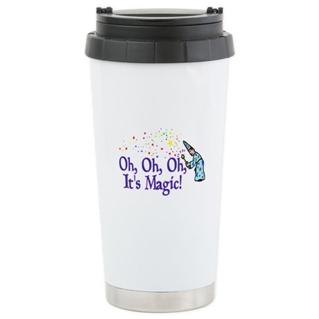 It's Magic Stainless Steel Travel Mug