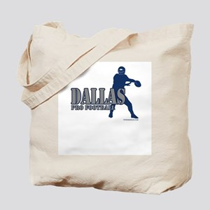 Dallas Football Tote Bag