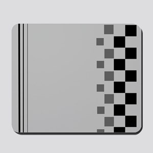 Checkered Board Mousepad