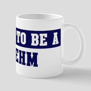 Proud to be Boehm Mug