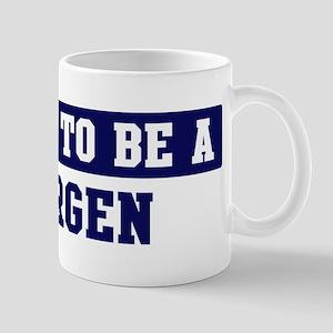 Proud to be Bergen Mug