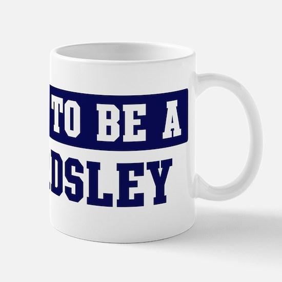 Proud to be Beardsley Mug