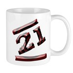 21st Birthday Gifts Mug