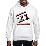 21st Birthday Gifts Hooded Sweatshirt