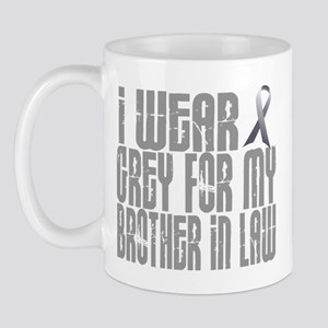 I Wear Grey For My Brother-In-Law 16 Mug