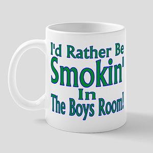 Smokin' Mug