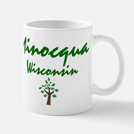 Minocqua Mug