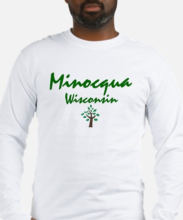 Minocqua Long Sleeve T-Shirt