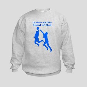 Hand of God Kids Sweatshirt