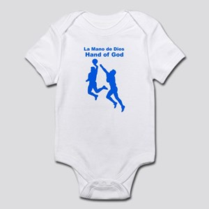 Hand of God Infant Bodysuit